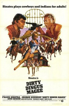 Affiche du film Dirty Dingus Magee