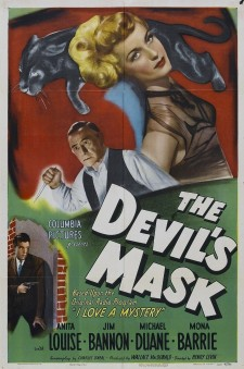 Affiche du film The Devil's Mask