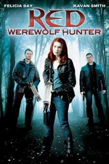 Affiche du film Red: Werewolf Hunter