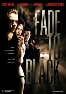 affiche du film Fade to Black