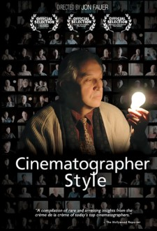 Affiche du film Cinematographer Style