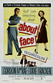 Affiche du film About Face