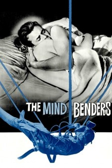 affiche du film The Mind Benders