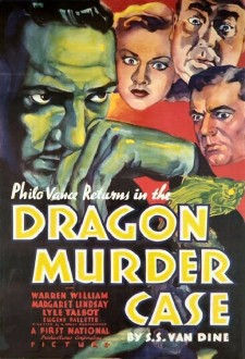 The Dragon Murder Case