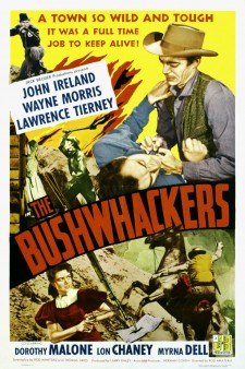 Affiche du film The Bushwhackers