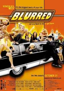 Affiche du film Blurred