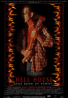 Affiche du film Hell House: The Book of Samiel
