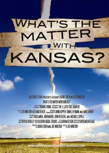 Affiche du film What's the Matter with Kansas?