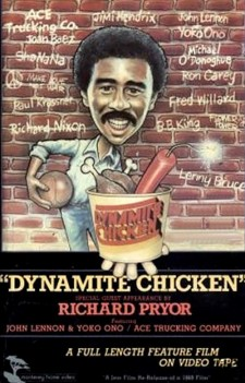 Affiche du film Dynamite Chicken
