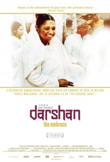 Affiche du film Darshan - The Embrance