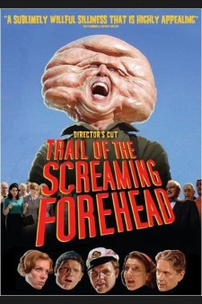 Affiche du film Trail of the Screaming Forehead