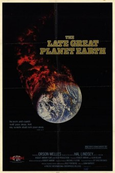 Affiche du film The Late, Great Planet Earth