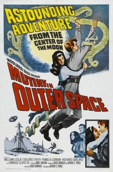 Affiche du film Mutiny in Outer Space
