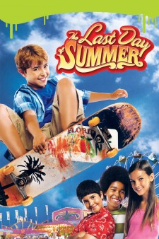Affiche du film The Last Day of Summer