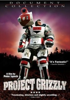 Affiche du film Project Grizzly