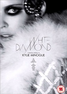 Affiche du film Kylie Minogue: White Diamond
