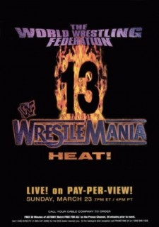 WWE WrestleMania 13
