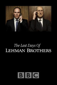 Affiche du film The Last Days of Lehman Brothers