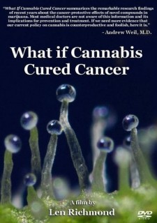 Affiche du film What If Cannabis Cured Cancer