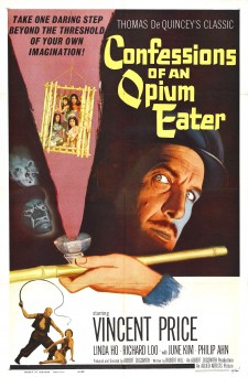 Affiche du film Confessions of an Opium Eater