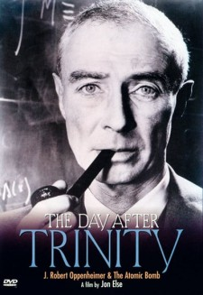 Affiche du film The Day After Trinity