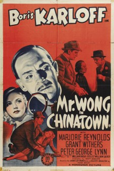 Affiche du film Mr. Wong in Chinatown