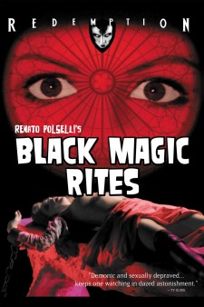 Affiche du film Black magic rites