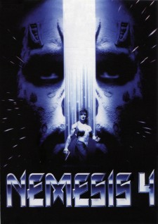Affiche du film Nemesis 4: Death Angel