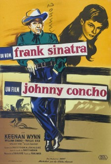 Affiche du film Johnny Concho