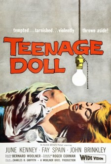 Affiche du film Teenage Doll