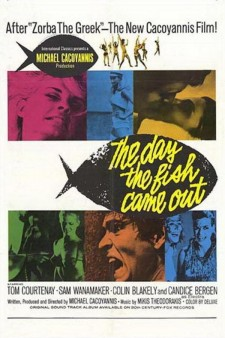 Affiche du film The Day the Fish Came Out