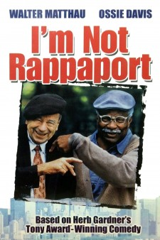 Affiche du film I'm not rappaport