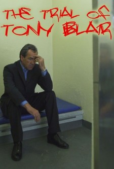 Affiche du film The Trial of Tony Blair