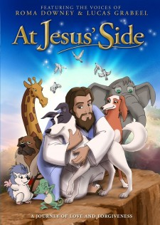 Affiche du film At Jesus' Side
