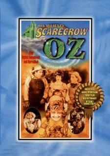 Affiche du film His Majesty, the Scarecrow of Oz