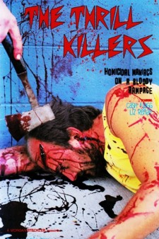 Affiche du film The Thrill Killers