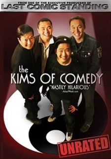 Affiche du film The Kims of Comedy