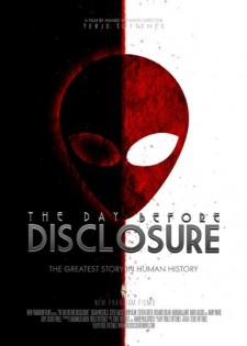 Affiche du film The Day Before Disclosure