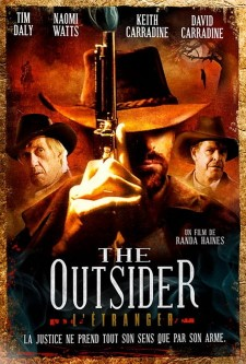 Affiche du film The Outsider : L'Étranger