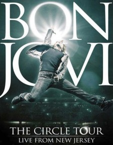 Bon Jovi - The Circle Tour Live From New Jersey