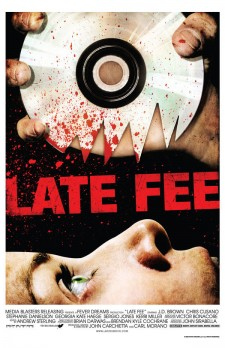 Affiche du film Late Fee