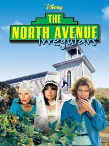 Affiche du film The North Avenue Irregulars