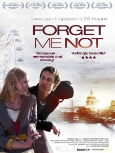 Affiche du film Forget Me Not
