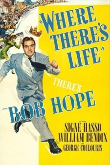 Affiche du film Where There's Life