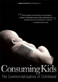Affiche du film Consuming Kids: The Commercialization of Childhood