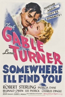 Affiche du film Somewhere I'll Find You