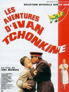Affiche du film Life and Extraordinary Adventures of Private Ivan Chonkin