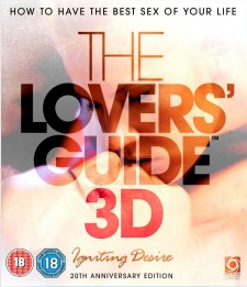 Affiche du film The Lovers Guide 3D: Igniting Desire