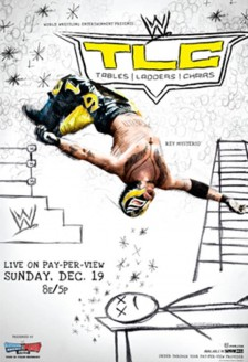 affiche du film WWE TLC: Tables Ladders & Chairs 2010