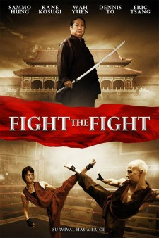 Affiche du film Fight the Fight